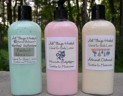 LOTION SPECIAL: Choose Any 3 for $27!