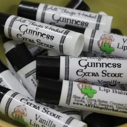 Guinness Extra Stout Vanilla Lip Balm