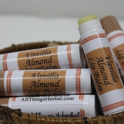 Vanilla Almond Lip Balm