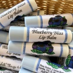 Blueberry Bliss Lip Balm